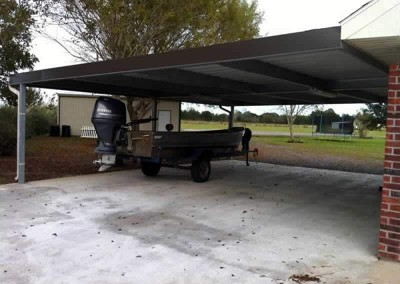 25 x 30 Steel Patio Cover