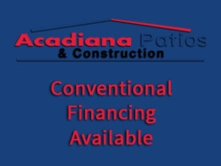 Conventional Financing Available