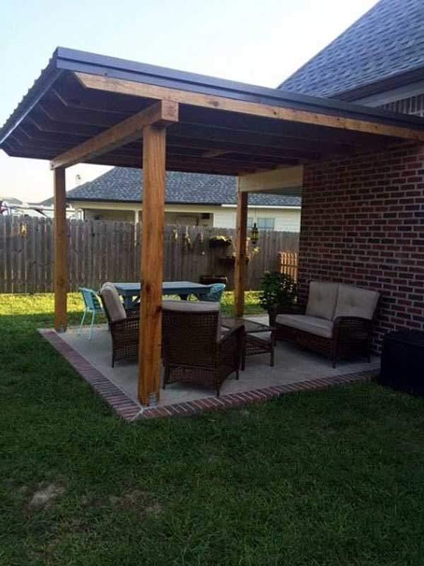 Cypress patio covers acadiana patios elite dealer for Acadiana home builders