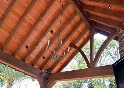 Cypress Pavilions, Pergolas, Arbors