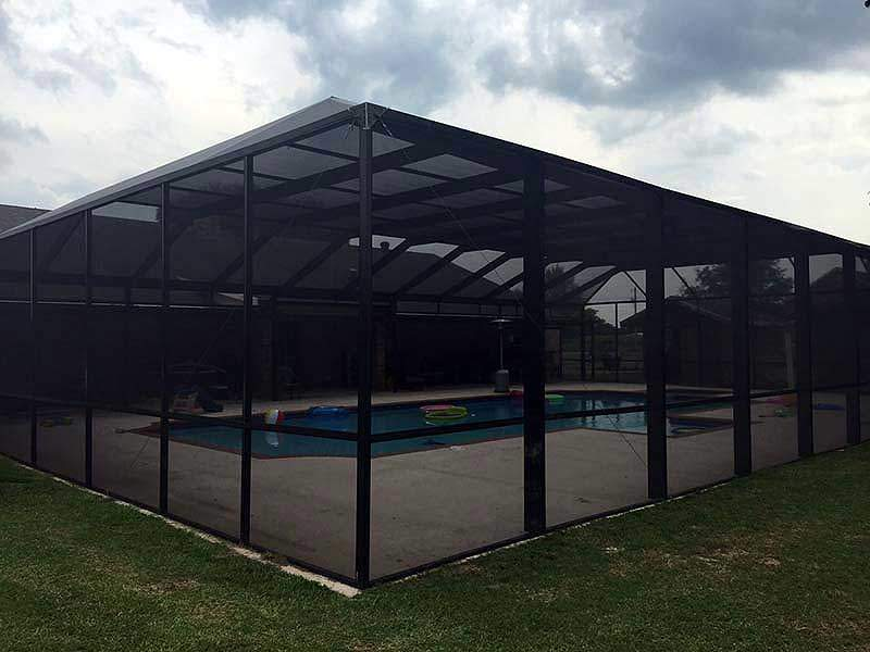 Swimming Pool Enclosures Acadiana Patios Elite Dealer Since 1985