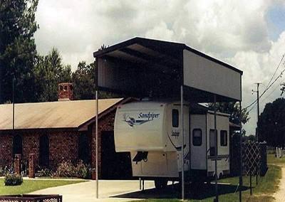 RV Shelter
