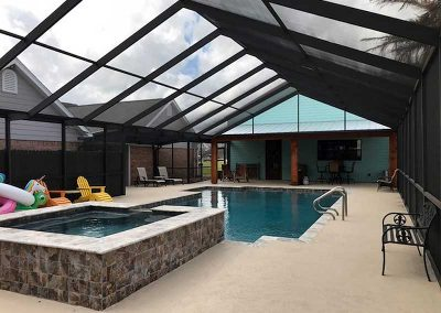 Acadiana Patios Swimming Pool Enclosure