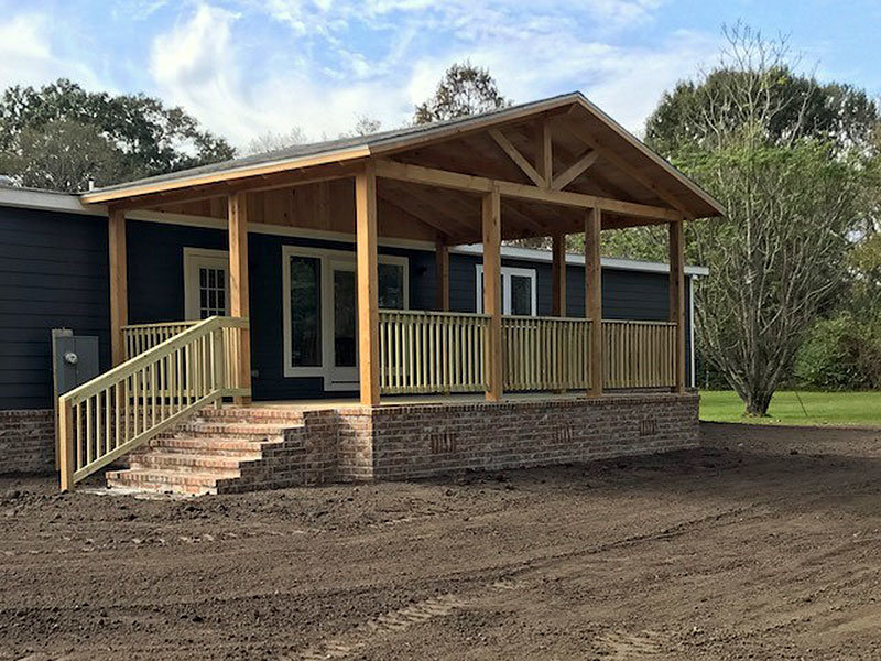 Cypress Pavilions, Pergolas & Arbors