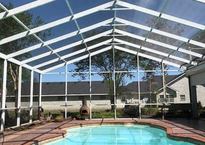 A New Swimming Pool Enclosure