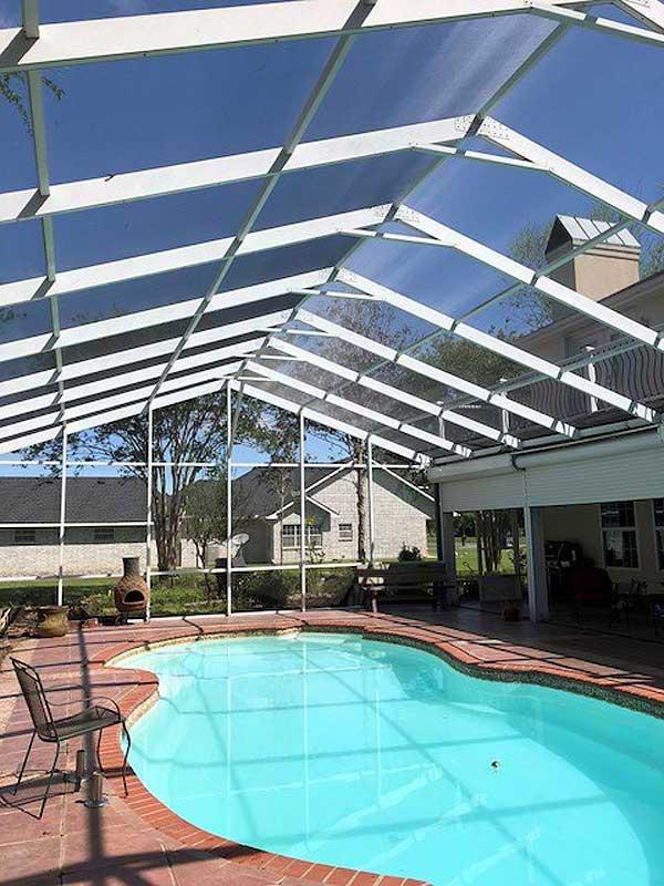 Swimming Pool Enclosures • Acadiana Patios • Elite Dealer ...