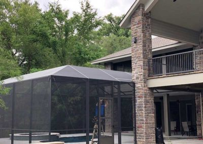 New Swimming Pool Enclosure