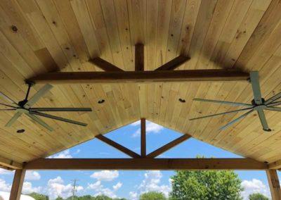 New Cypress Pavilion