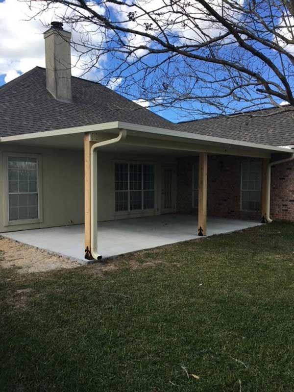 Insulated Patio Covers • Acadiana Patios • Elite Dealer Since 1985
